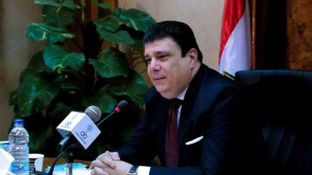 عاجل.. حسين زين يقترحإدراج مادة التربية الإعلامية بالمناهج