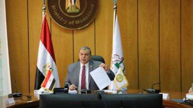 وزير القوى العاملة: التنسيق مع الجانب الليبي لعودة العمالة المصرية