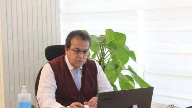 عبدالغفار يلقي كلمة مصر بافتتاح القمة الإسلامية للعلوم والتكنولوجيا