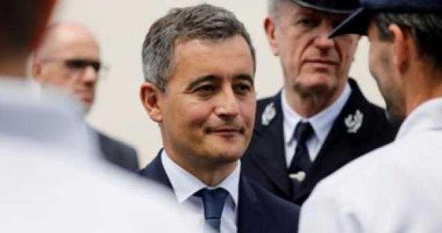 عاجل.. وزير داخلية فرنسا يطالب بسرعة طرد الأجانب مرتكبى الجرائم الخطرة