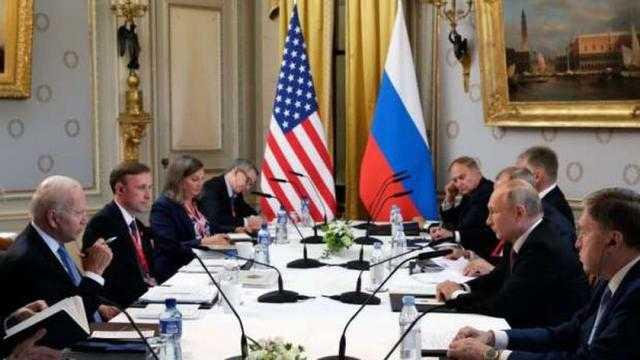 بايدن: اتفقنا مع روسيا على منع إيران من امتلاك سلاح نووي