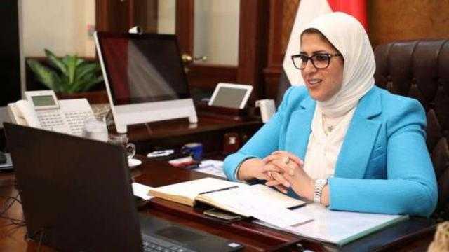 مجاهد: نبحث مع الصحة العالمية سبل تحقيق التنمية المستدامة بمصر