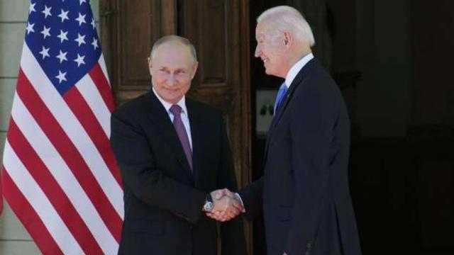 جو بايدن عن حواره مع بوتين: لا بديل عن اللقاء وجها لوجه