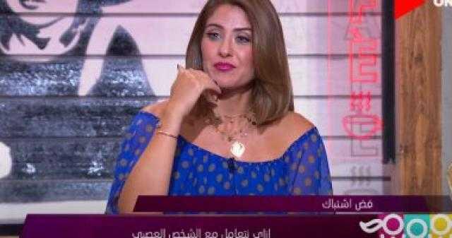 هيدى كرم: نص الجوازات اللي بتحصل عن طريق السوشيال ميديا بتنتهي بالطلاق