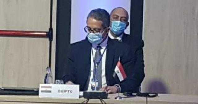 وزير الآثار: هنعمل حاجة تضاهى موكب المومياوات في الأقصر قبل نهاية العام