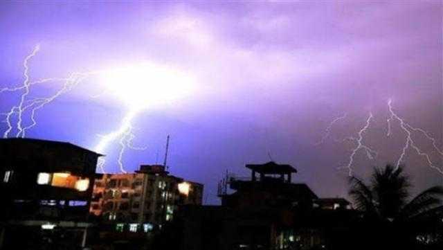 الهند : مصرع 38 شخصا في صواعق برق
