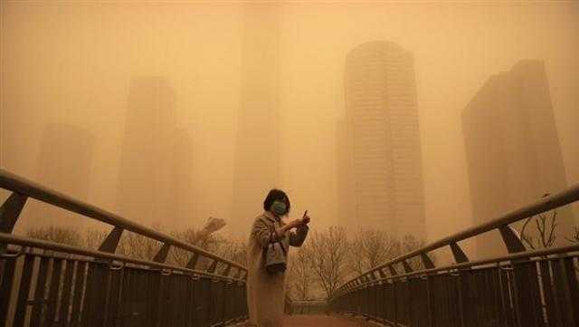 إلغاء رحلات وإغلاق مدارس في بكين لهذا السبب غزيرة