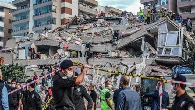 مصرع 15 في انهيارات أرضية بمومباي الهندية
