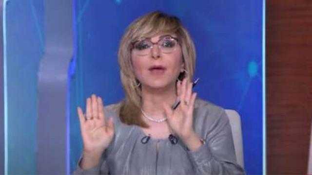 لميس الحديدي عن حالة ياسمين عبدالعزيز: في حاجات منقدرشي نقولها