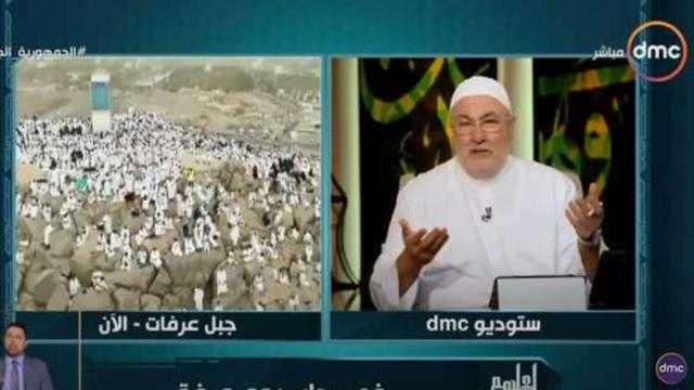 خالد الجندي: الجنة أعدت للعصاة التائبين مثل المتقين