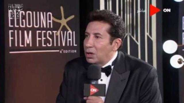 هاني رمزي عن أبو العربي: بخاف كل مرة بطلع فيها على خشبة المسرح