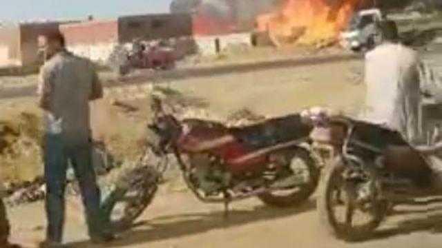 عاجل.. إخماد 5 حرائق في ثالث أيام عيد الأضحى بقنا