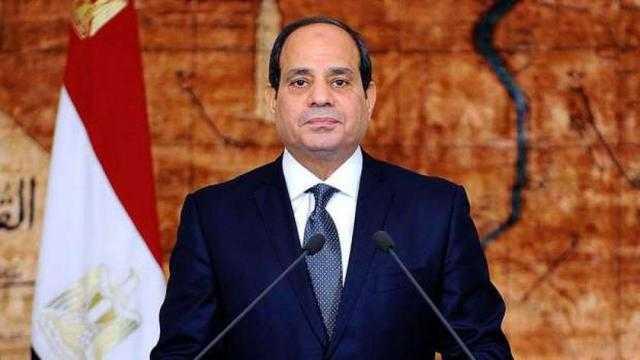 السيسي: ثورة يوليو حققت آمال الشعب المصري