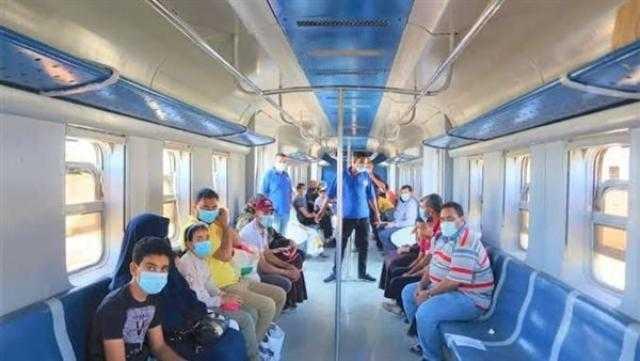 السكة الحديد: تأخيرات خط الوجه القبلي وصلت إلى 70 دقيقة اليوم