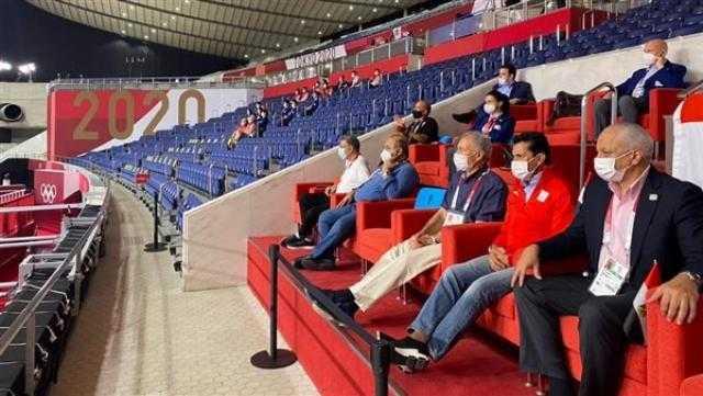 وزير الرياضة يهنئ منتخب اليد بفوزه أمام البرتغال في أولمبياد طوكيو 2020
