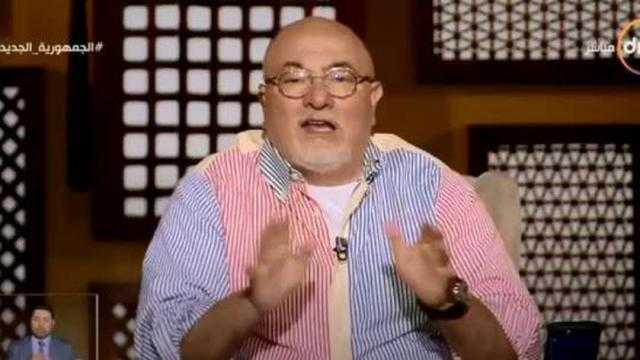 خالد الجندي: مفسرو الأحلام ماشيين بالفهلوة