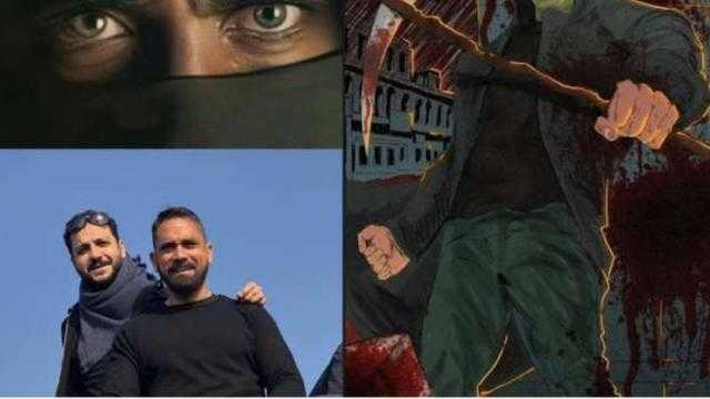 أمير كرارة بطل ملاك الموت للمخرج بيتر ميمي
