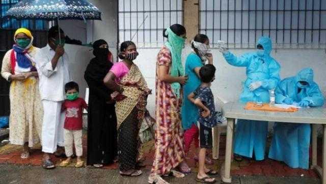 533 وفاة وأكثر من 42 ألف إصابة جديدة بفيروس كورونا في الهند