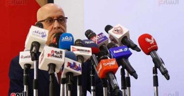 فينجادا: كل الظروف تسمح بتأهل مصر لكأس العالم