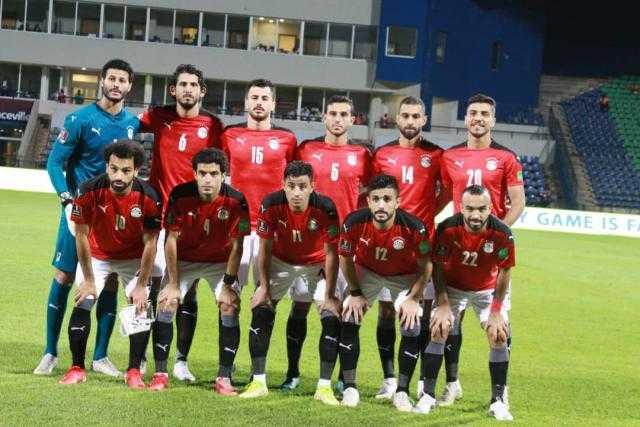 عاجل.. مصر تتراجع في التصنيف الشهري لـ فيفا