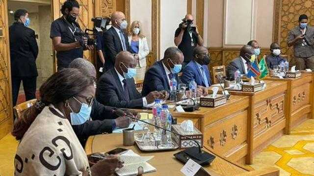 عاجل.. مصر تتلقى رؤية الرئاسة الكونغولية لاستئناف مفاوضات السد الإثيوبي