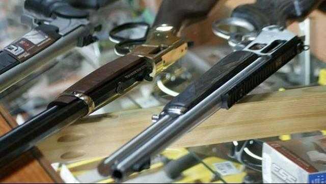 الأمن العام يضبط 59 سلاحا ناريا و 124 قضية مخدرات و خلال 24 ساعة