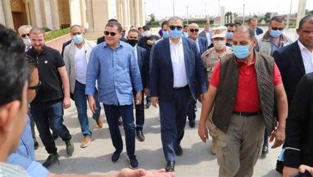 رئيس حكومة الوحدة الليبية: السيسي راعي النهضة في مصر