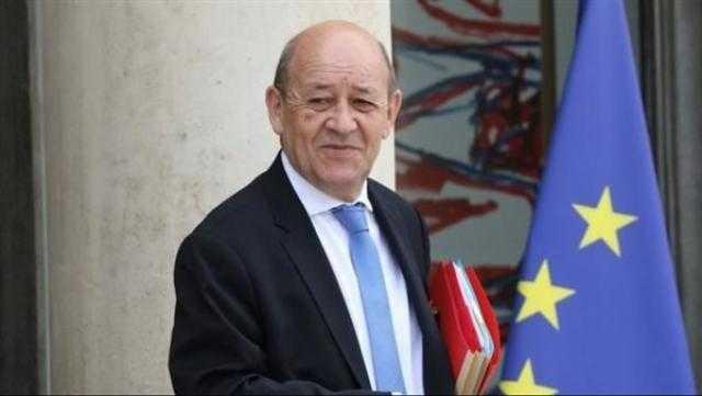 وزير الخارجية الفرنسي حول إلغاء صفقة الغواصات: كذب
