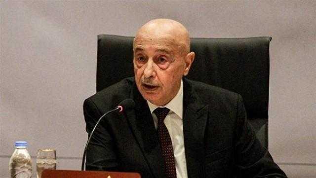 عقيلة صالح: القوات المسلحة الليبية أكثر حرصا على توحيد تراب الوطن وحمايته
