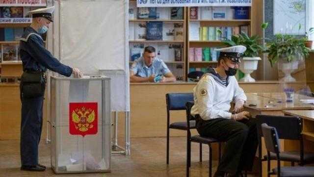 روسيا: تصدينا لهجمات استهدفت أنظمة التصويت الإلكتروني