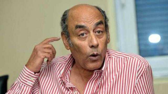 أحمد بدير عن قرار الرئيس بدعم الفنانين: النهارده عيد