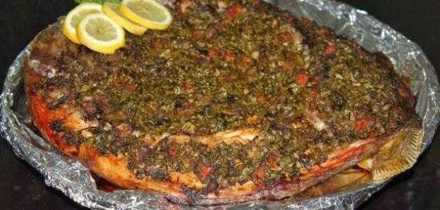 طريقة عمل السمك السنجاري في المنزل