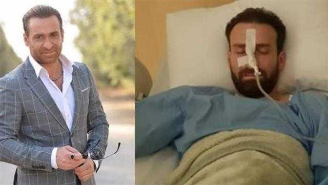 زوجة نضال الشافعي بعد خروجه من العمليات: ادعوا له