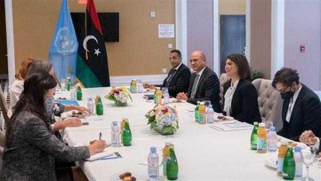 عاجل.. خارجية أمريكا تؤكد للمنقوش دعم مبادرة استقرار ليبيا