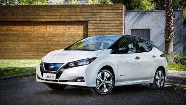 نيسان ليف تحصل على لقبأفضل شراء بين السيارات الكهربائية في البرازيل