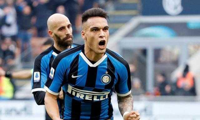 تشكيل إنتر أمام فيورنتينا في الدوري الإيطالي