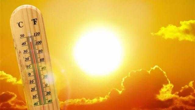 الأرصاد: ارتفاع درجات الحرارة اليوم الأربعاء