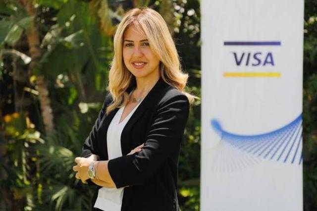 ملاك البابا: «فيزا» تسعى لتزويد البنك الأهلي بأحدث ما وصل إليه نظام المدفوعات في العالم