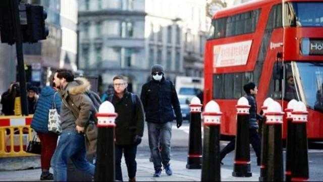 عاجل.. بريطانيا تسجل أكثر من 37 ألف إصابة جديدة بكورونا