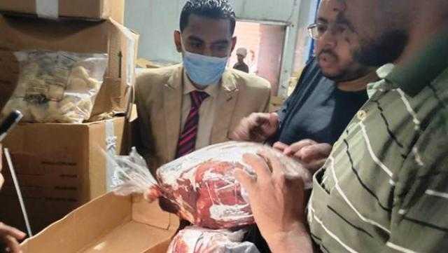 ضبط 19 مخالفة تموينية في مرسى مطروح.. تفاصيل