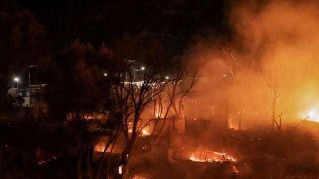 عاجل.. السيطرة على حريق بمزرعة للماشية في الشرقية