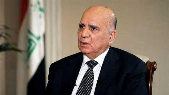 وزير الخارجية العراقي: نتطلع لبناء علاقات تعاون عميقة مع الهند