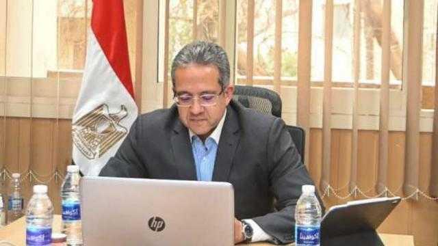 وزير السياحة يطلب إجراء تعديلات على البوابة الإلكترونية الترويجية لمصر