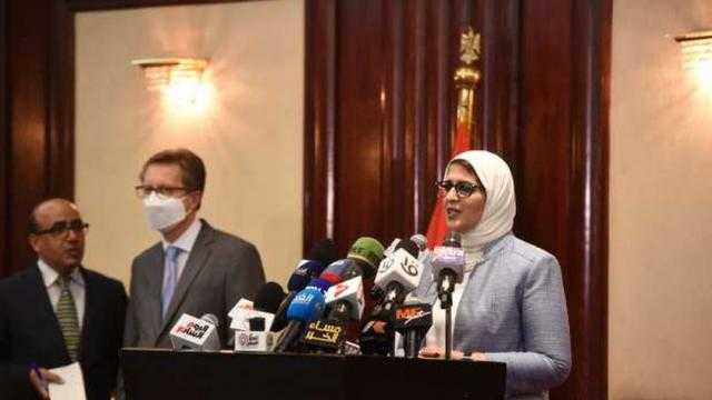 زايد: دعم ألمانيا لمصر بـ2.3 مليون جرعة لقاح كورونا مثال لتضامن الشعوب