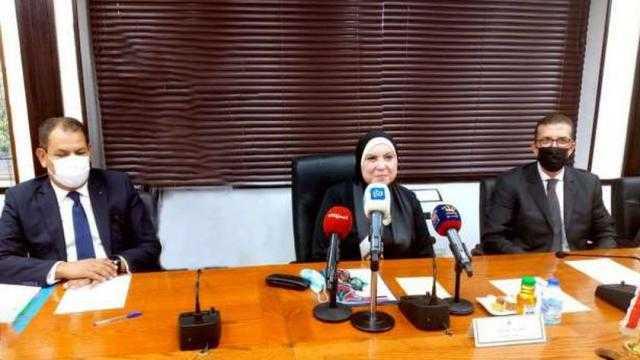 وزيرة التجارة تبحث مع نظيرتها الأردنية تعزيز التعاون الاقتصادي