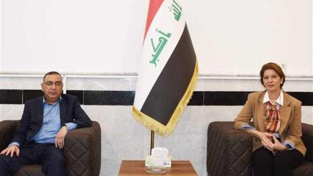 عاجل.. العراق والأردن يبحثان سبل تعزيز التعاون الاقتصادي الثنائي