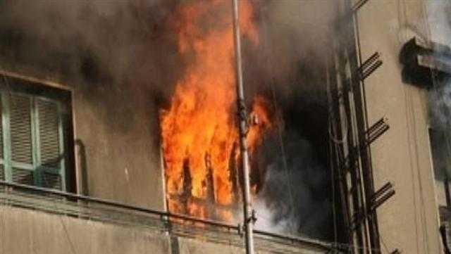 عاجل.. مصرع شخصين فى حريق شقة شرق الإسكندرية