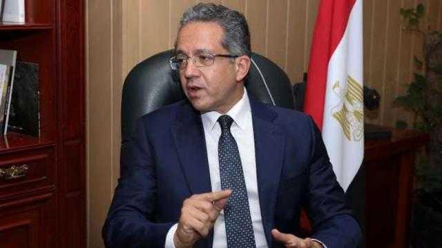عاجل.. العناني يتابع إنشاء تطبيق إلكتروني للترويج للمقصد السياحي المصري