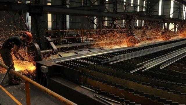 انخفاض الإنتاج العالمي للصلب 1.4%