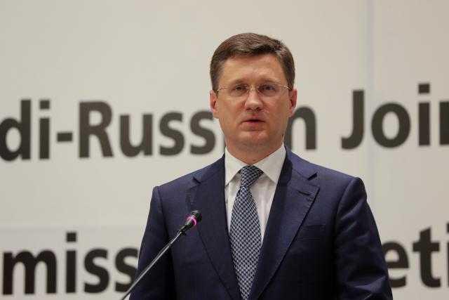 نائب رئيس الوزراء الروسي: دولتنا ستظل مورد طاقة يعتمد عليه